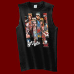 Slices of Art that Rocks - Gildan Sleeveless T-Shirt