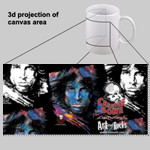 Jim Morrison - 11 oz Ceramic mug
